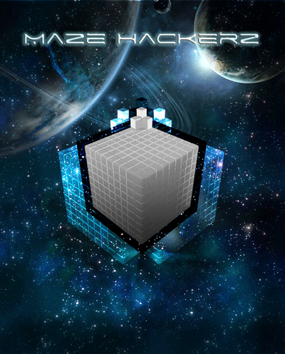 Maze Hackers Poster Concept