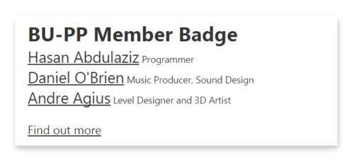bu-pp badge
