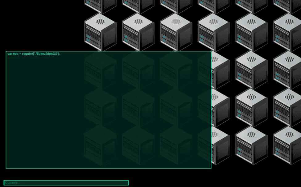 eOS Screenshot